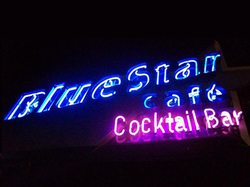 Blue Star Bar